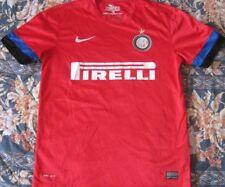 Camiseta Shirt Trikot Maillot Inter Milan Nike Away Biscione red Season 2012