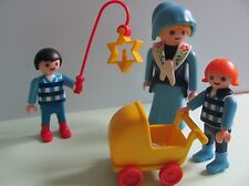 PLAYMOBIL @@ PERSONNAGES FAMILLE @@ MAISON VICTORIENNE 1900 @@ A 08