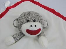Baby Starters Snuggle Buddy Sock Monkey Security Blanket - Lovey