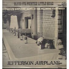 Jefferson Airplane ‎Lp Vinile Bless Its Pointed Little Head / RCA Sigillato