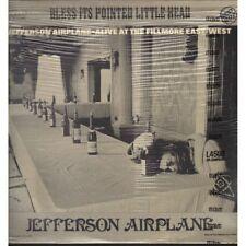 Jefferson Airplane Lp Vinile Bless Its Pointed Little Head / RCA Sigillato