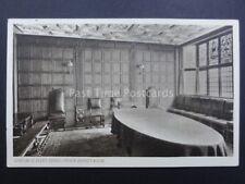 London: No.17 Fleet Street PRINCE HENRY'S ROOM - Old Postcard