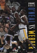 Shaquille O'Neal NBA Basketball Trading Cards 1994-95 Season