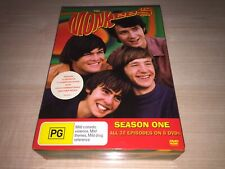 THE MONKEES COMPLETE 1ST FIRST SEASON SERIES 1 DVD - WILL NOT PLAY ON UK PLAYERS