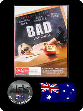 Bad Teacher - Cameron Diaz, Jason Segel, Justin Timberlake (DVD, VGC, FAST POST)
