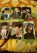 Exo baekhyun & chanyeol almostlover fansite  Photocard card Kpop K-pop