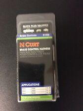Trailer Brake Control Harness Curt Manufacturing 51458 fits 15-16 Ram 3500