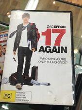17 again DVD