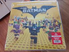 Lego Batman Movie Robin Edition Pressed on Red Vinyl Limited Edition of 500
