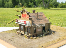 Master Creations Bodines General Store  Master Craftsman Built Diorama