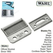 Wahl Clipper BLADE SET Fits Wahl Full Size Professional Clippers Inc Super Taper