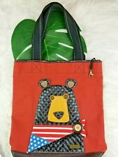 Chala Black Bear Deluxe Everyday Tote