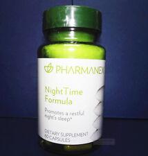 Nu Skin Nuskin Pharmanex NightTime Formula Night Time Better Sleep New sealed