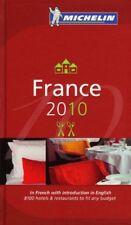 France 2010 Annual Guide (Michelin Guides),Michelin