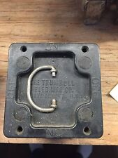 Trumbull Electric Pt 31102 30A 240Volt Fuse Panel Pullout Pull Out Fuse Holder