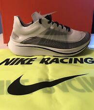 Nike Zoom Fly Bianco Volt Glow Summit UK 6 SP Nikelab