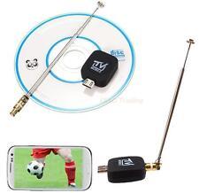 Micro Usb DVB-T TV Tuner Receiver Stick For Samsung Galaxy S7 S6 S5 HTC LG
