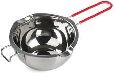 Stainless Steel Double Boiler Pot with Heat Resistant Handle for Melting Choco