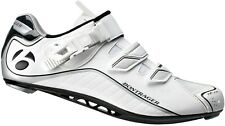 Bontrager Race DLX Road Shoe Buckle White Size 46 New TT Men