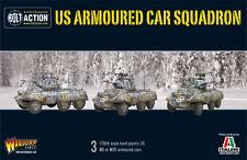 Warlord nuovo nella scatola ci veicoli blindati SQUADRONE (M8 / M20 LEVRIERO SCOUT CARS) wgb-start-32