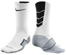 Nike Stadium Performance Cushioned Crew Youth Soccer Socks- Style Sx4854-110 S
