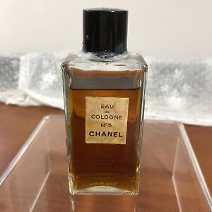 VIntage Chanel no 5  Eau De Cologne