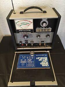 Vintage Vtg Sencore CB49 Portable CB Analyzer & Performance Checker