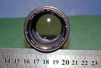135 f4 Carl Zeiss Sonnar 135/4 Contarex Lens Elements Optical Lens Block part EX
