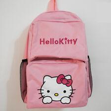 Hello kitty Backpack Large Capacity High Quality School Bag Girl Bag USA SELLER
