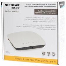NETGEAR WAC720 ProSAFE Business 2 x 2 Wireless-AC 802.11ac Access Point PoE