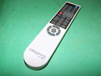 CREATIVE Audio RM-1000W Remote Control handset Official Genuine