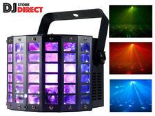 American DJ ADJ Mini Dekker LZR LED RGBW LASER Derby Beam Effects FREE 6M DMX