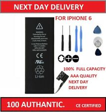 Genuine Replacement Full Capacity Battery for iPhone 6 6G 1810 mAh Free Tools UK