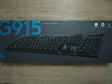 *BRAND NEW* Logitech G915 Wireless RGB Mechanical Gaming Keyboard Tactile Switch