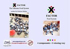 RACING PIGEON BOOK X Factor Feed System