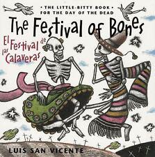 El Festival de las Calaveras by Luis San Vicente (2002, Hardcover)