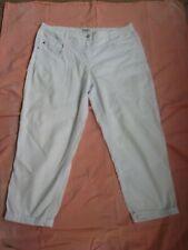 ♥ JEWELLY Baggy Jeans Rot Weiß Blau Gestreifte Hose Streifen Knöpfe *290