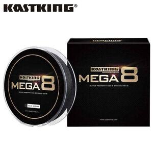 KastKing Mega 8 Geflochtene Angelschnur 8-fach Geflochtene Schnüre Angeln 274m
