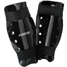 Century Martial Arts Student Sparring Shin Guards - Black -pads karate taekwondo