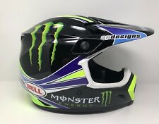Bell Monster Energy Drink MX-9 MIPS Pro Replica Motorcycle Helmet Size Large