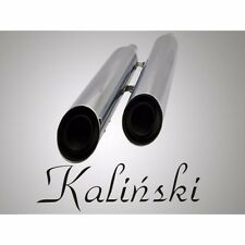 KALINSKI Exhaust Silencer Yamaha Drag Star 1100 -03
