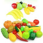 U Kitchen Food Play Toy Cutting Fruit Vegetable for Kid Children Gift set