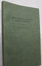 Science Medicine Medical Ohio Milk Sickness White Snakeroot Poison Symptoms 1941