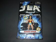 HASBRO JLA WONDER WOMAN 1999 JUSTICE LEAGUE OF AMERICA BRAND NEW