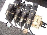 PNP SMC MANIFOLD EX500-Q101-X1 24VDC 8 SLOTS