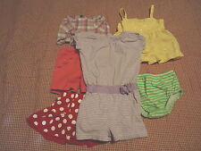 """Lot Of 6 Baby Clothes From 9 mos,To 24 mos """" AWESOME AS THEY GROW SET """" EUC """""""