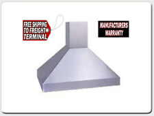New Vent A Hood PYDH18242-SS Kitchen Vent Stainless Steel island 42 inch 600 CFM
