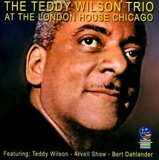 At the London House Chicago by Teddy Wilson/Teddy Wilson Trio (CD, Nov-2011, Sounds of Yesteryear)