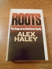 Roots by Alex Haley. First Edition (stated) 1976. Jacket.