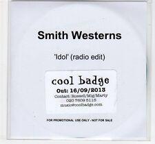 (EF109) Smith Westerns, Idol - 2013 DJ CD